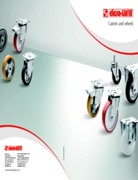 ELESA + GANTER Machine Elements Castors Catalogue