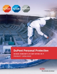 DU PONT Protective Garments Product Range Catalogue