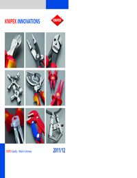 KNIPEX Tools Innovations Catalogue