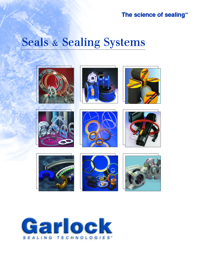 GARLOC Seals Product Range Catalogue