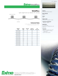 EXIMO Weldflex Hose Catalogue
