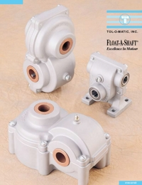 TOLOMATIC Power Transmission Float A Shaft Series Catalogue