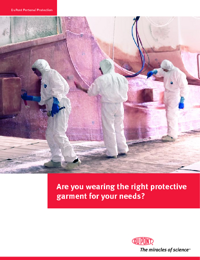 DU PONT Protective Garments Selection Guide