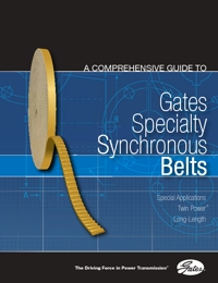 GATES Speciality Synchronous Belts Brochure