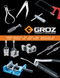 GROZ Tools Catalogue
