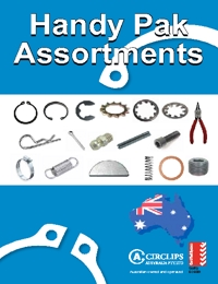 CIRCLIPS AUSTRALIA Handy Pak Catalogue