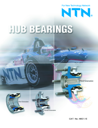 NTN Bearings Hub Bearing Catalogue