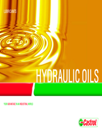CASTROL Hydraulic Oils Catalogue