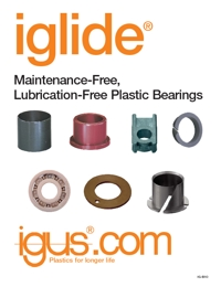 IGUS Polymer & Plastic Bearings Materials Brochure