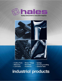 HALES Tooling Components Industrial Catalogue