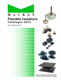 MACKAY Rubber Cushons Catalogue