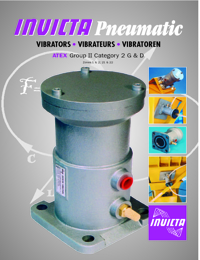 TECO Electric Motors INVICTA Vibrators Pneumatic Series Catalogue