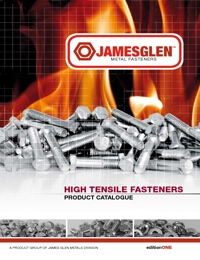 JAMES GLEN High Tensile Series Catalogue