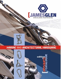 JAMES GLEN Fasteners Stainless Steel Hardware Catalogue