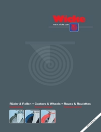 WICKE Wheels & Castors Catalogue