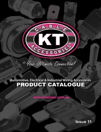 KT Cable Accessories Catalogue