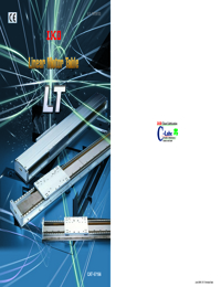 IKO Bearings Linear Motion Table LT Series Brochure