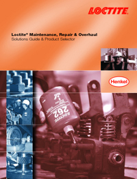 LOCTITE Adhesives Product Selector Catalogue