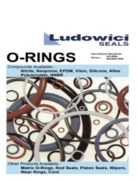 LUDOWICI Seals O Rings Catalogue