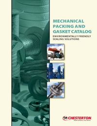 CHESTERTON Seals Gland Packing Catalogue
