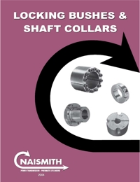 NAISMITH Power Transmission Locking Bushes & Shaft Collars Catalogue