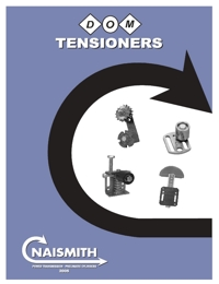 NAISMITH Power Transmission Tensioners Catalogue