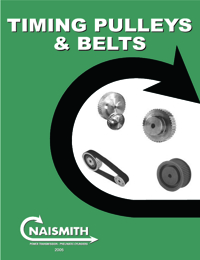 NAISMITH Power Transmission Timing Belts & Timing Pulleys Catalogue
