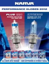 NARVA Lighting Globes Catalogue
