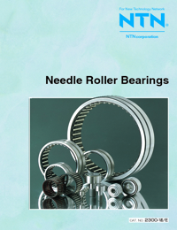 NTN Bearings Needle Roller Series Catalogue