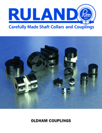 RULAND Couplings Oldham Series Catalogue