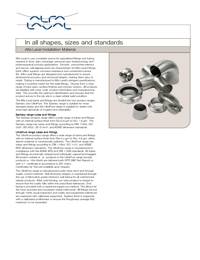 ALFA LAVAL Valves Sanitary Fittings Instruction Guide