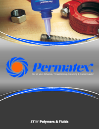 PERMATEX Adhesives & Sealants Catalogue