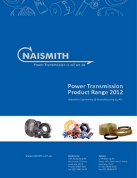 NAISMITH Power Transmission Products Overview Brochure