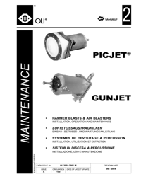 OLI Vibrators Hammer & Air Blasters Catalogue