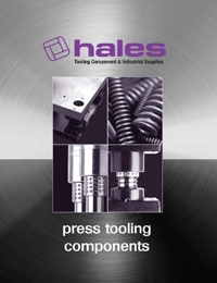HALES Tooling Components Press Tools Catalogue