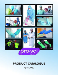 PRO VAL Safety Gloves Catalogue