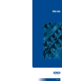 RENOLD Chain Roller Series Catalogue