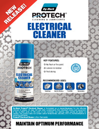 Protech Electrical Cleaner Flyer (2)