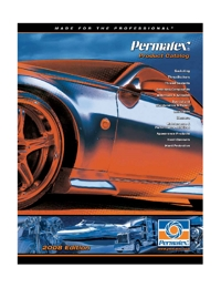 PERMATEX Adhesives & Sealants USA Catalogue