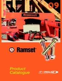 RAMSET Chemical Anchor Catalogue