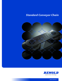 RENOLD Chain Standard Conveyor Series Catalogue