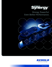 RENOLD Chain Synergy Premium Roller Series Catalogue