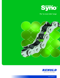 RENOLD Chain Syno Premium Roller Series Catalogue
