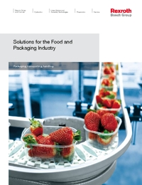 REXROTH Linear Bearings Food & Packaging Industry Catalogue
