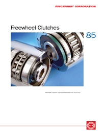 RINGSPANN Clutch Bearings Catalogue