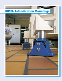 ROSTA Tensioners Anti Vibration Mountings Catalogue