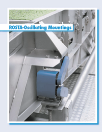 ROSTA Tensioners Oscillating Series Catalogue