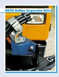 ROSTA Tensioners Rubber Suspension Series Catalogue