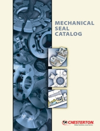 CHESTERTON Seals Mechanical Series Catalogue