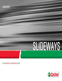 CASTROL Slideways Lubricants Catalogue